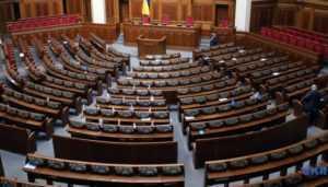 Рада розглянула понад третину поправок до Виборчого кодексу і розійшлася