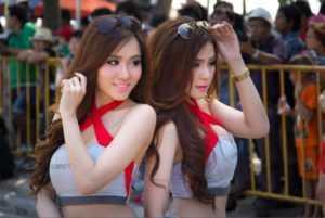 Чим же так гарні тайські дівчата в порівнянні з українськими