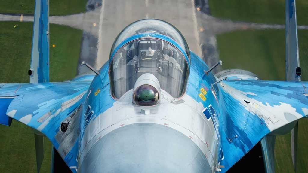 Юрий Булавка Су-27