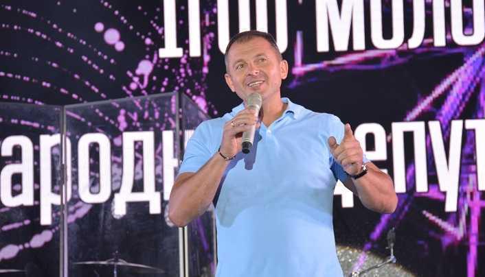 Игорь Молоток Шостка