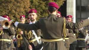 Для президентського полку вирішили закупити барабани і маракаси на 6 млн грн
