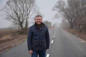 На Сумщині відремонтувати дві найбільш аварійні ділянки дороги Шостка-Чапліївка – Ігор Молоток (ФОТО)