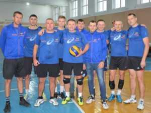 В Шостке уже состоялся новогодний волейбольный турнир на кубок «Ванта»