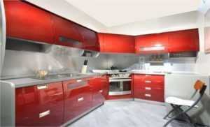 Из какого материала следует приобретать кухонную мебель