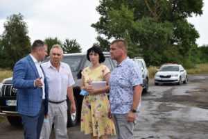 Ігор Молоток – народний депутат України з робочим візитом завітав на Кролевеччину