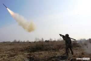 Бригада ВСУ использовала систему LASERTAG для подготовки стрелков ПЗРК – фото, видео –