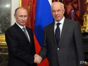 """Как Украина Крым """"захватывала"""" или очередная методичка Кремля от беглого премьера –"""