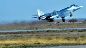 Российские Су-57 смогут наводить на цели зенитные комплексы – что известно –