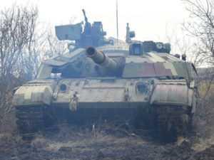 ВСУ задействовали «Булаты» и «Рапиры» возле админграницы с Крымом – фото –