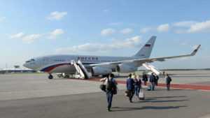Высшие чиновники РФ нарушили воздушное пространство Эстонии –