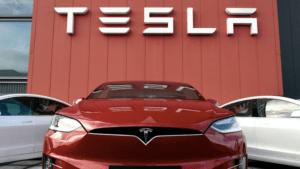Акции Tesla выросли на $40 миллиардов всего за час
