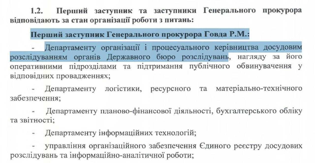 Прокуроры-мошенники: как Роман Говда избежал ответственности. Пока