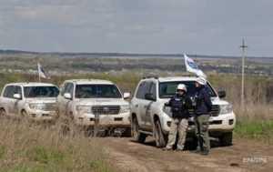 ОБСЕ фиксирует трехкратное увеличение числа нарушений перемирия на Донбассе