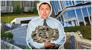 Стрихарский Андрей Петрович закрыл уголовные дела за солидные взятки, — НАБУ