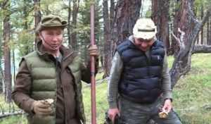 Тайны валдайской дачи Путина