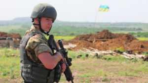 Террористы на Донбассе с начала суток шесть раз открывали огонь