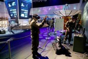 Третью мировую начнут роботы. Новая гонка орудий